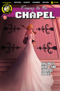 Going to the Chapel cover of issue 4
