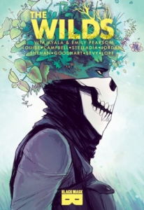 the wilds comic cover