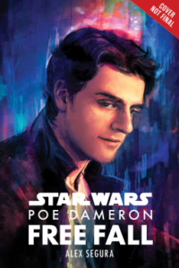 poe dameron book cover