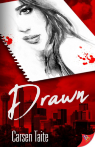 Drawn by Carsen Taite cover