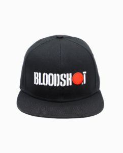 bloodshot hat