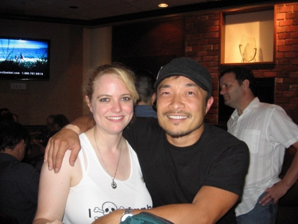 2007 Jim Lee and Amber