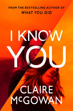 I Know You cover by Claire McGowan