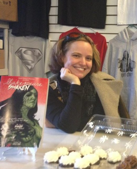 book signing shakespeare 112412_comicfusion