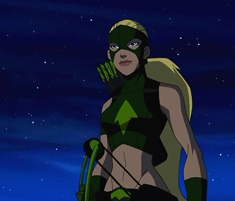 Image result for Young Justice Artemis