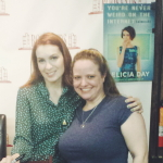 felicia day book signing