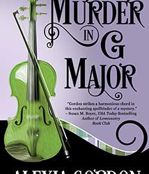 cover Murder in G Major