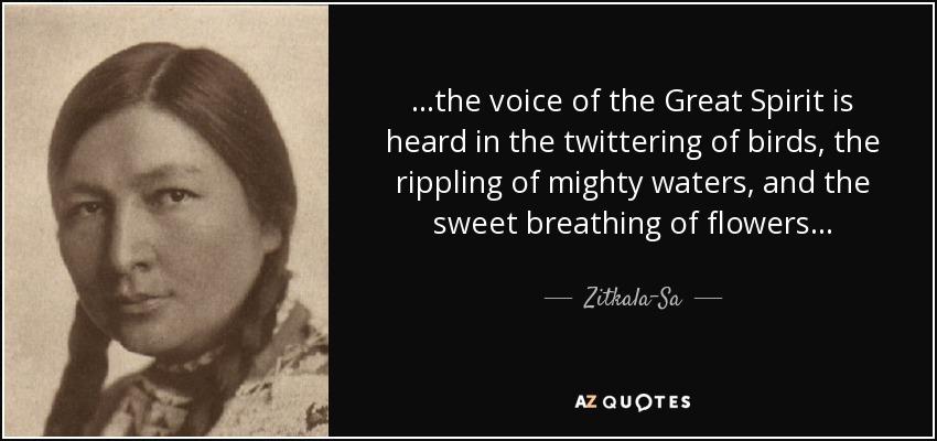 Zitkala-Sa-quote-earth