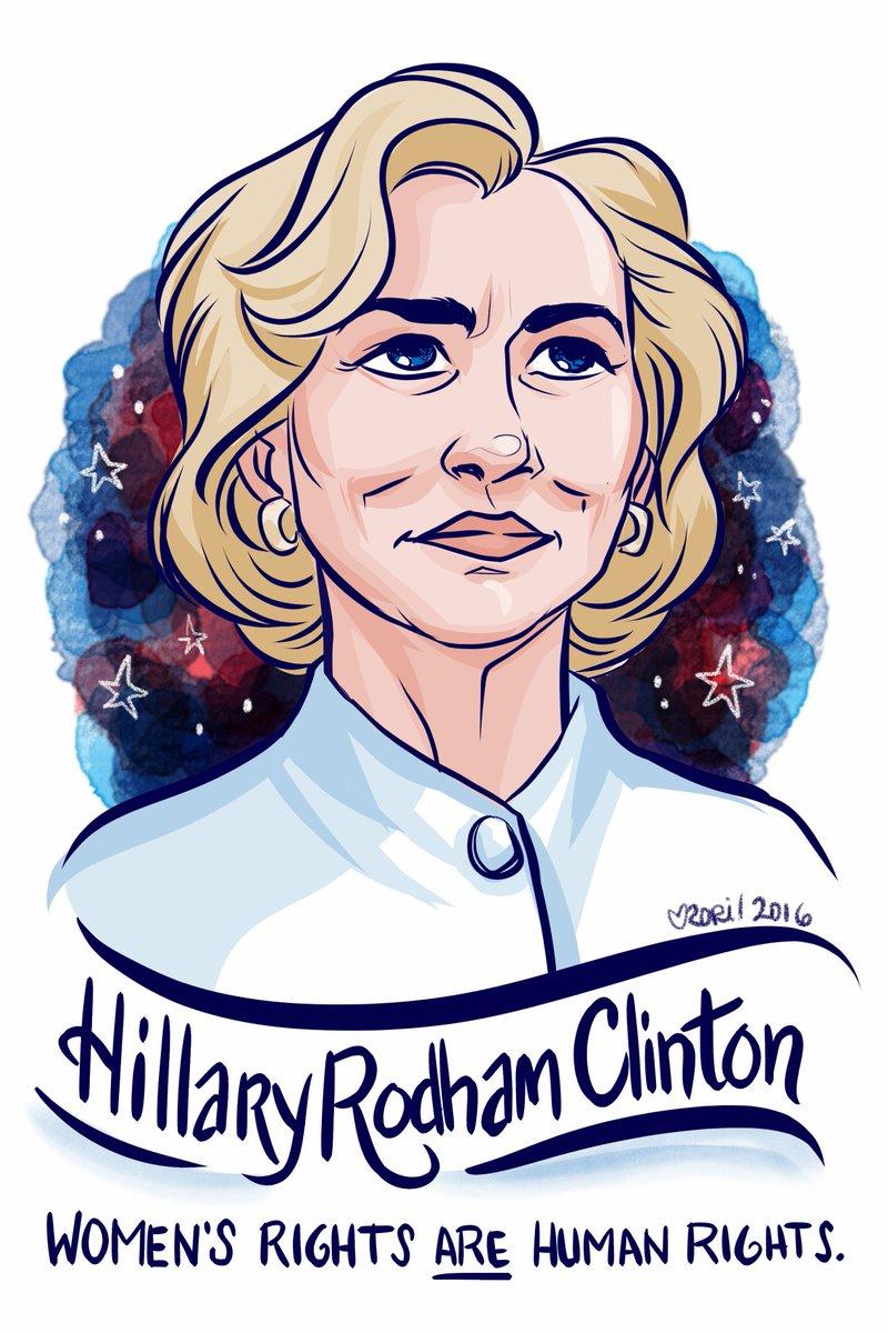 Rori-Hillary Rodham Clinton