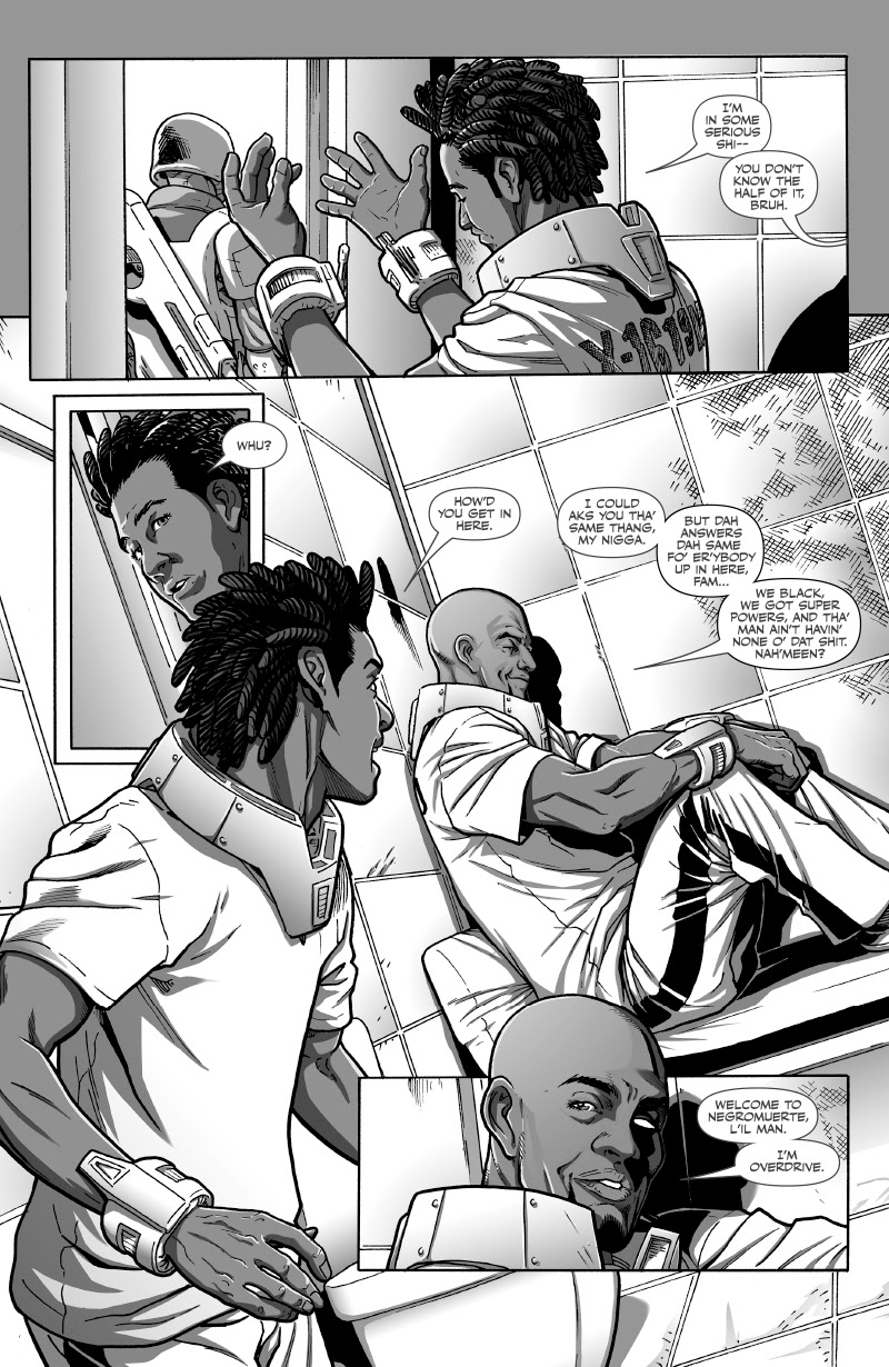 BLACK issue 5 pg 4