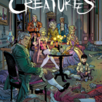 Sacred Creatures cover B