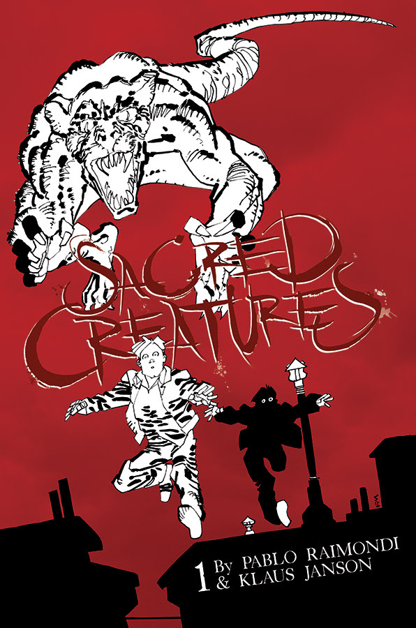 Sacred Creatures cover C