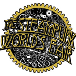 Steampunk World's Fair logo