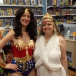 Wonder Woman and Hippolyta