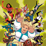 Faith & Future Force #1 cover KANO