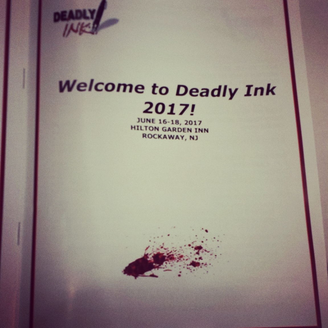 2017 Deadly Ink program