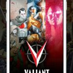 Valiant mobile screen