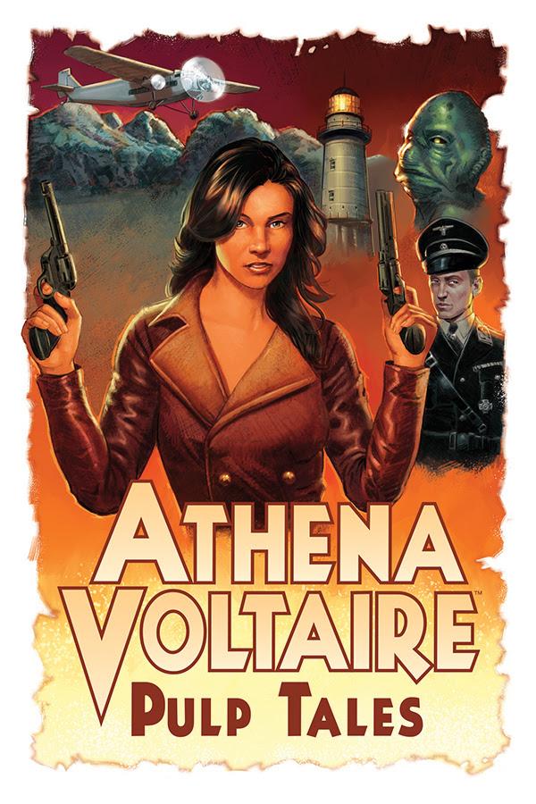 Athena Voltaire solicit art