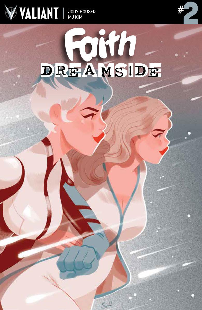 FaithDreamside2-Meynet cover