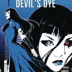 Black AF Devil's Dye cover