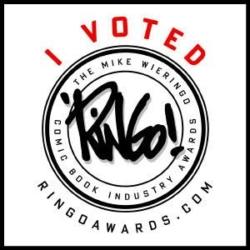 logo for Ringo! awards