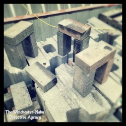 junkyard stonehenge