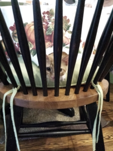 baby oliver in chair-jail