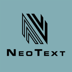 neotext square logo