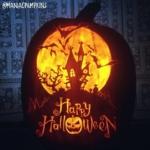 maniac pumpkins jack o'lantern