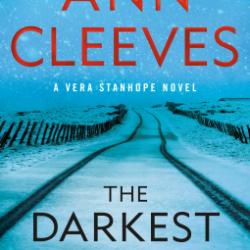 Ann Cleeves book cover