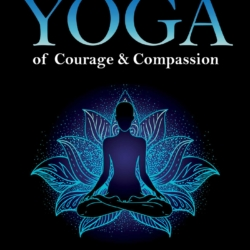 yoga of courage and compassion cover