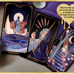 literary tarot promo image